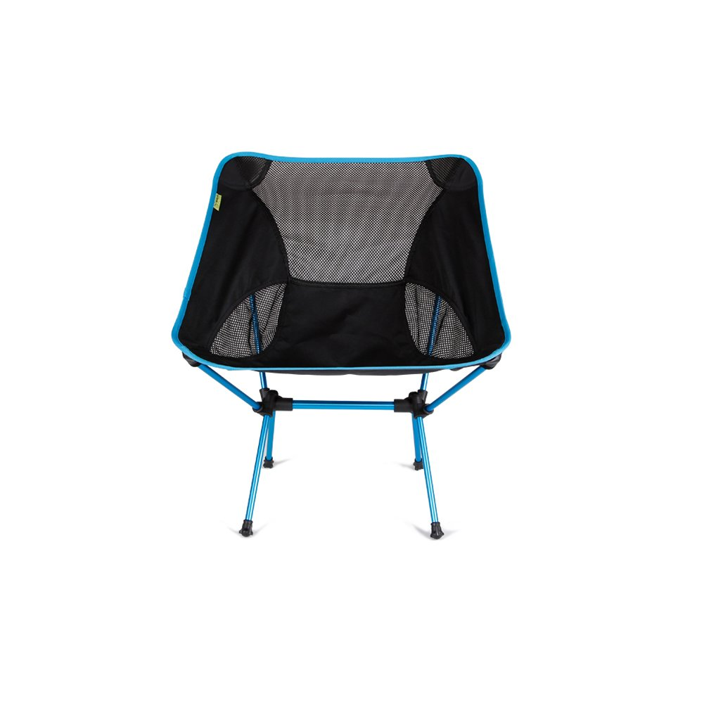 Klappstuhl Outdoor Tragbares Camping Grill Angeln Skizze Party Strand Büro Mittagspause 150 Kg Blau Orange Lounge Chair