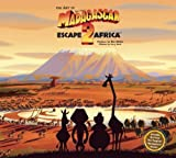 The Art of Madagascar: Escape 2 Africa [Hardcover] [2008] (Author) Jerry Beck