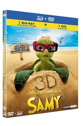 le voyage extraordinaire de samy 3d