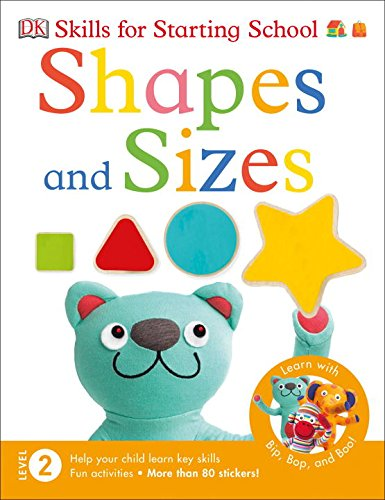 Skills for Starting School Shapes and Sizes