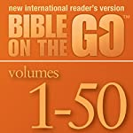 Bible on the Go, Volumes 1-50 from the Old and New Testaments | Zondervan