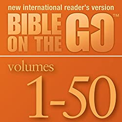 Bible on the Go, Volumes 1-50 from the Old and New Testaments