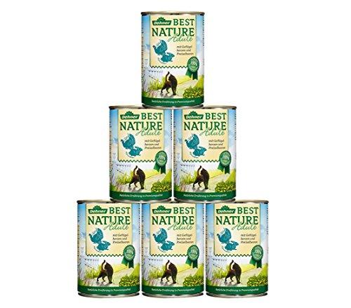 Dehner Best Nature Katzenfutter, Nassfutter, Kitten/Adult/Senior, verschiedene Sorten und Größen