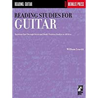 Reading Studies for Guitar