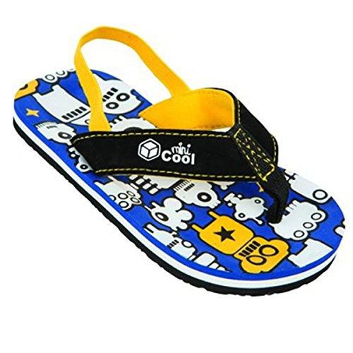Badelatschen Cool Shoe Kinder DONOVAN robot 25/26