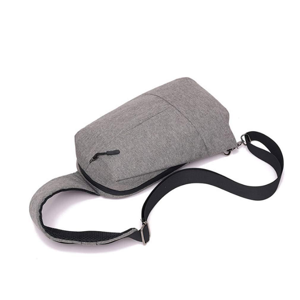 Women Men Sling Bags Swagger Messenger Bag Large Capacity Summer Short Trip Crossbody Bags NEW Hot Sale black color 33x19x7cm