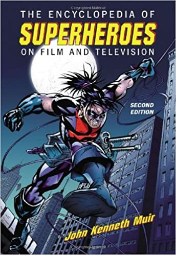 Download The Encyclopedia of Superheroes on Film and