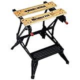 BLACK+DECKER WM225 Workmate 225 450 Pound Capacity Portable Work Bench