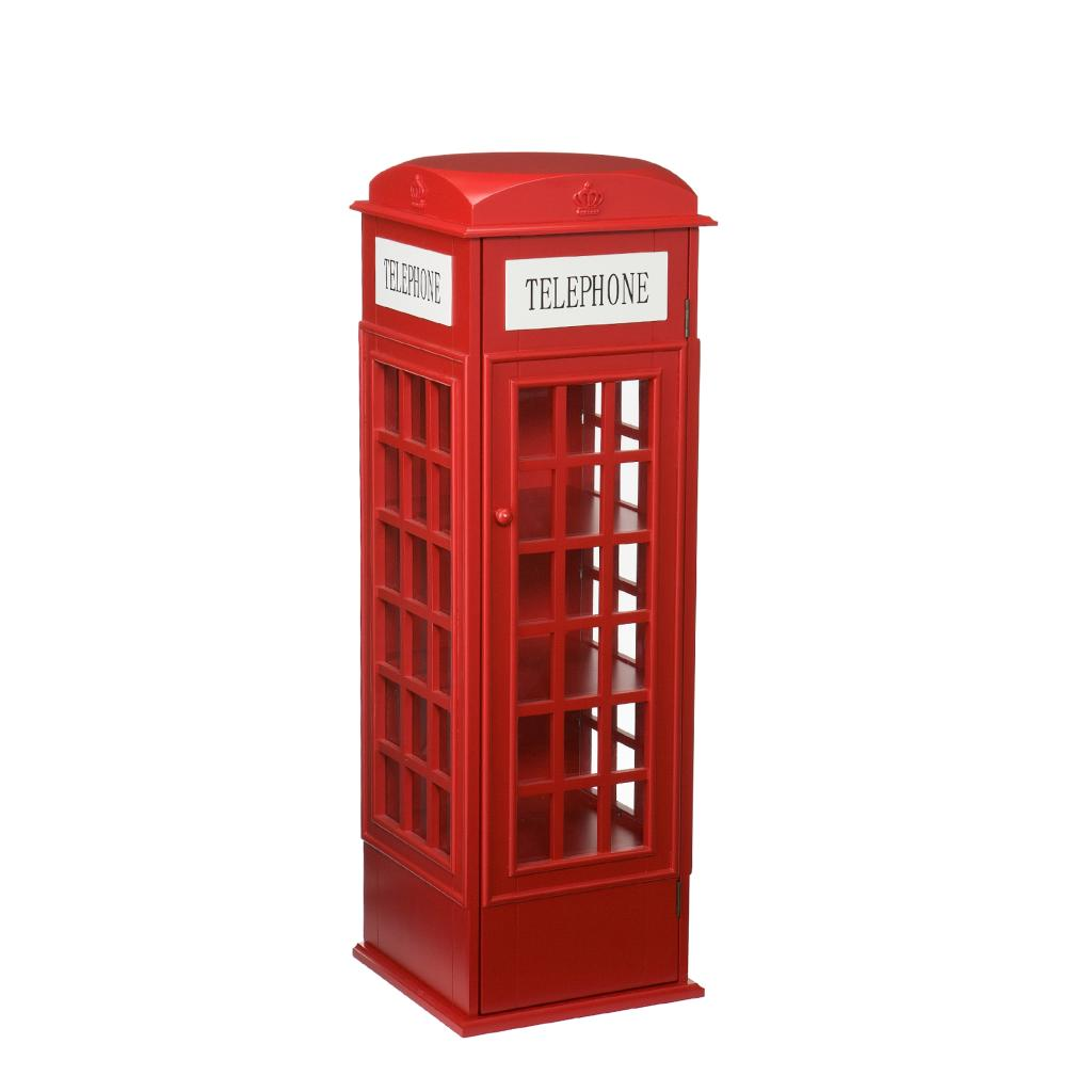 Amazon Com Sei Phone Booth Cabinet Kitchen Amp Dining