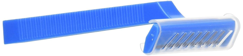 sumbow Holding instrumentos médicos sm70022–1un quirúrgico cuchillas de afeitar, sola hoja (Pack de 100)