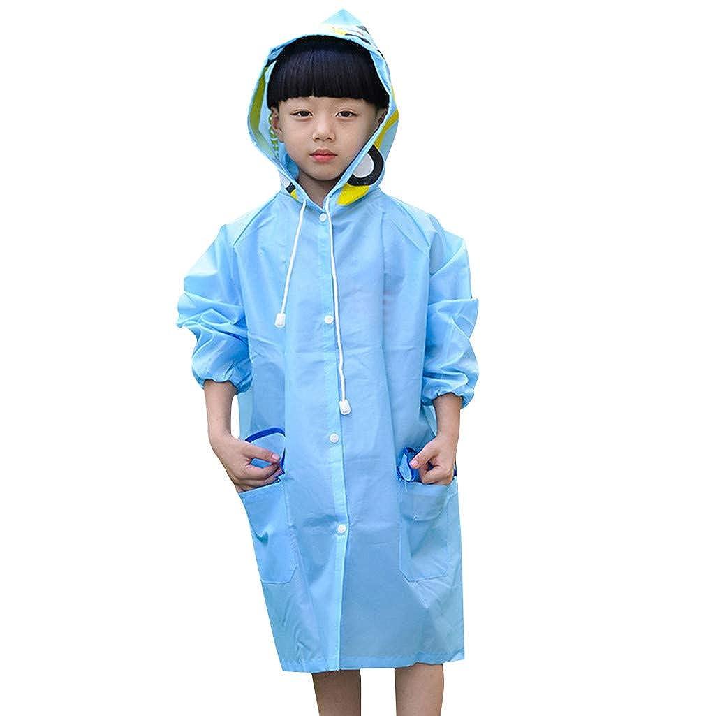 Kleinkind Regen Jacke Cartoon Jungen M/ädchen Wasserdichte Lange regenbekleidung Regenmantel Kinder Wasserdicht Atmungsaktiv Regenanzug Einteilig Regenjacke Leicht Overall ohne Geruch