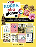 KOREA AT A GLANCE (FULL COLOR): Quick and Easy
