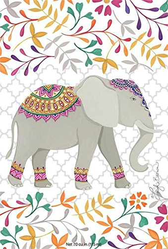 (Fresh Scents Scented Sachets - Elephant, Lot of 6)