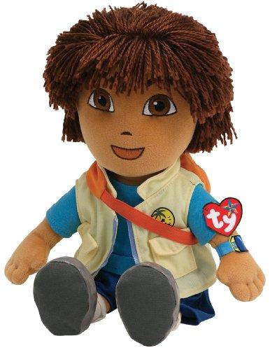 TY Beanie Buddies Diego