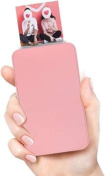 Teléfono móvil Photo Printer Bluetooth Conexión de Impresora Mini ...