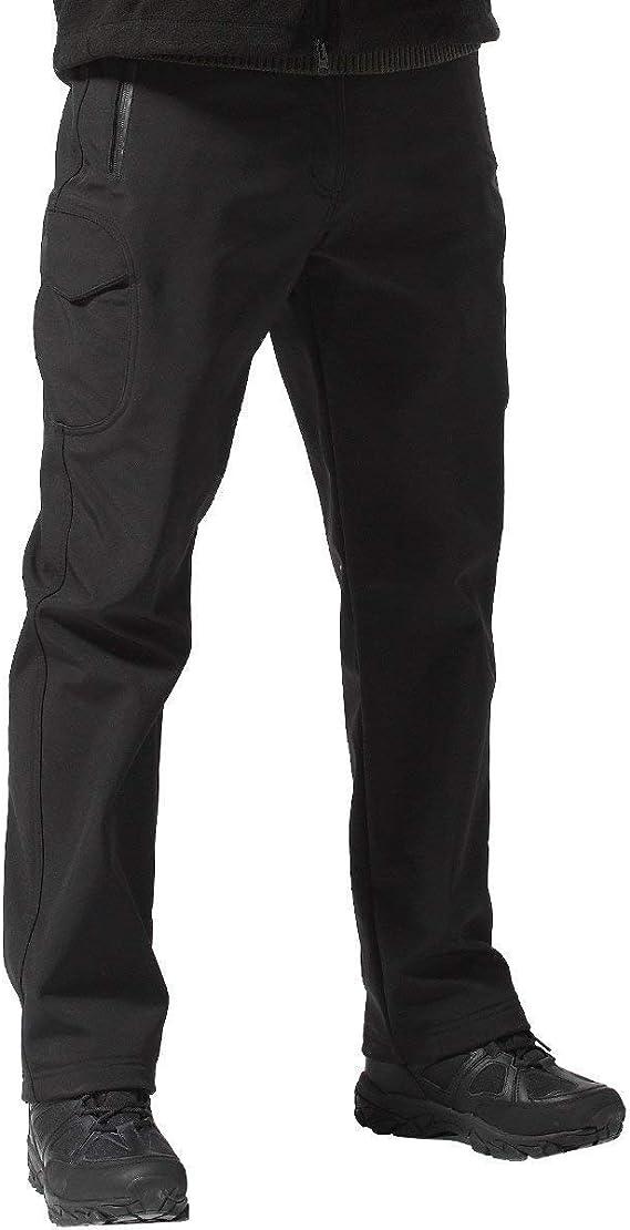 Free Soldier Pantalones Cargo Para Hombre Al Aire Libre Con Forro Polar Para Nieve Esquí Senderismo Con Cinturón Mx Ropa Zapatos Y Accesorios