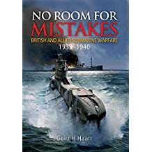 No Room for Mistakes: British and Allied Submarine Warfare, 1939–1940