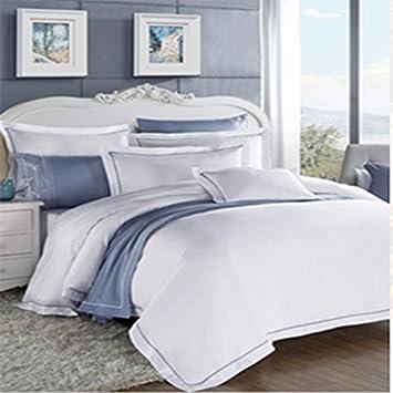 Lzxcj Das Hotel Betten 4 Stück Aus Reiner Baumwolle 18 M Bett