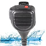 IP67 Water Proof Fire Retardant Speaker Microphone for Kenwood Multi-Pin 2-Way