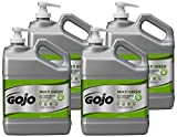 GOJO 2359-04 Multi Green Eco Hand Cleaner, 1 gal, USDA Bio Preferred Gel-Style Heavy Duty (Pack of 4)