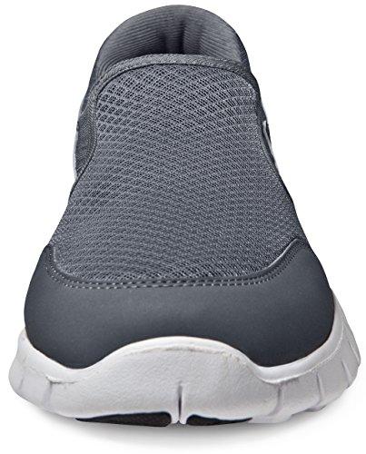 Tesla Herren Performance Sport Slip-on Loafer Sneaker RX300 TF-RX300 DKGZ