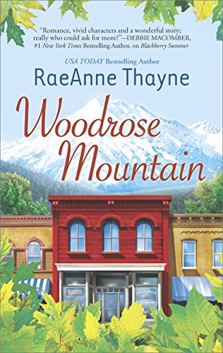 Mountain Blackberry - Woodrose Mountain (Hope's Crossing Book 2)