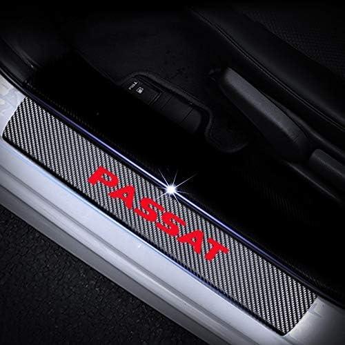 Protectores De Protección Alféizar Paso de la puerta se ajusta Volkswagen VW