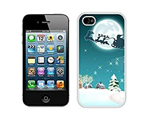 2014 Newest Santa Claus Christmas White For Samsung Galaxy S5 Mini Case Cover 1