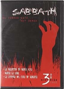 Pack Sabbath (Vol. 2) [DVD]
