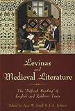 Levinas and Medieval Literature 9780820704203