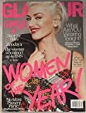 Glamour December 2016 Gwen Stefani - Women of the Year!