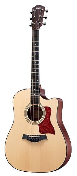 Taylor 310 ce Guitarra Dreadnought acústica guitarra eléctrica: Amazon.es: Instrumentos musicales