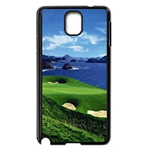 Samsung Galaxy Note 3 N7200 Phone Case Neverending Golf Course Funny Q6A1158662