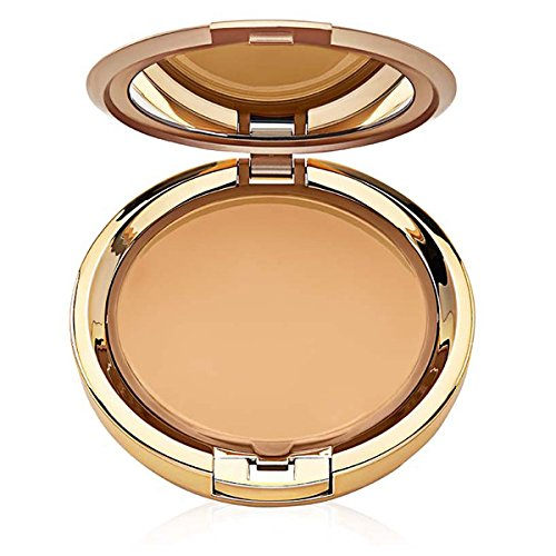Milani Lightweight Foundation - Milani Smooth Finish Cream To Powder Makeup, Walnut