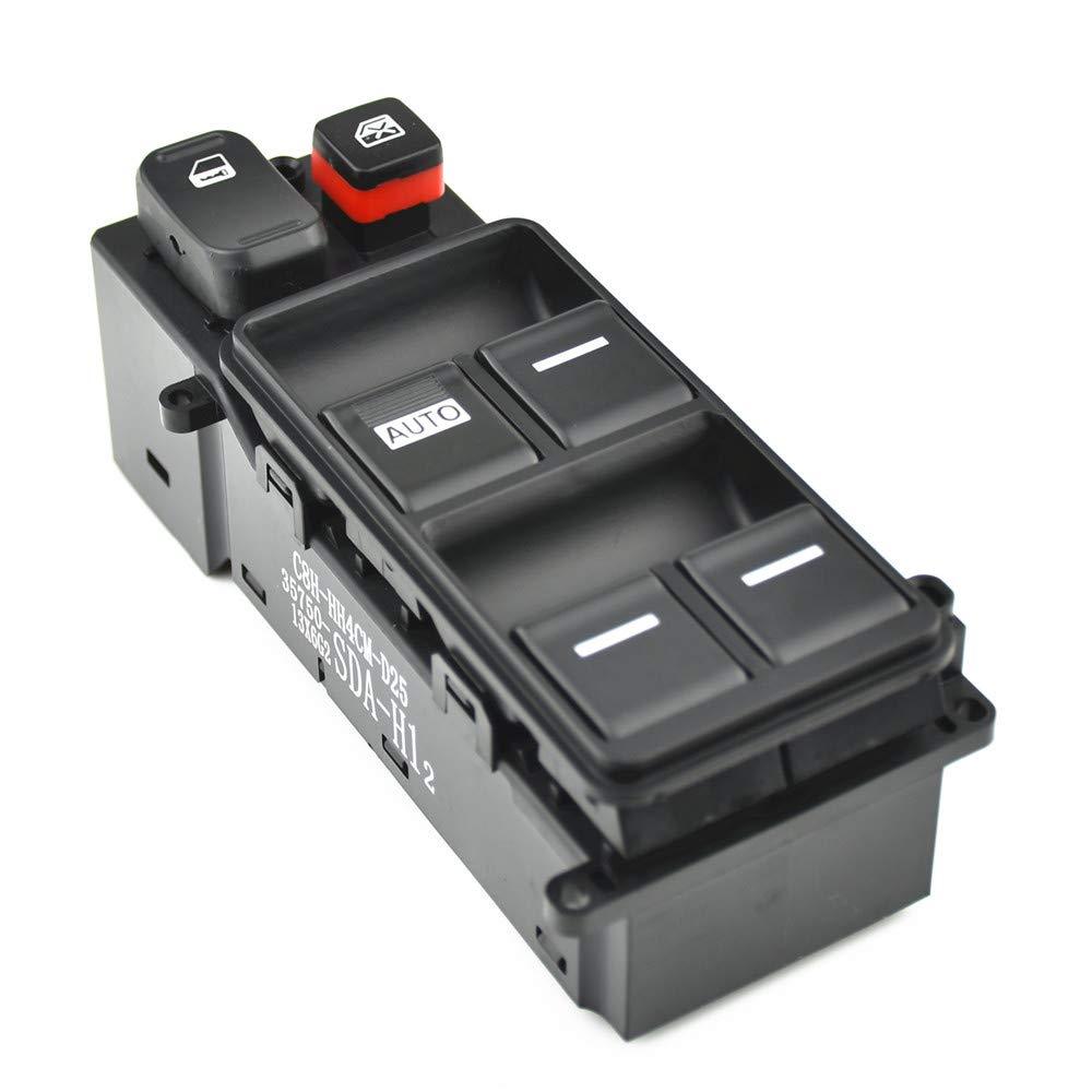 Master Power Window Switch 35750-SDA-H12 for Honda Accord Sedan 2003-2007