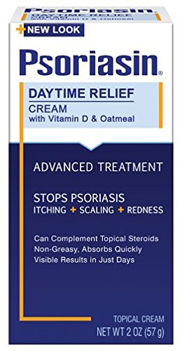 Psoriasin Progresser Le Traitement Du Psoriasis Allégement De La Crème, 2 Once