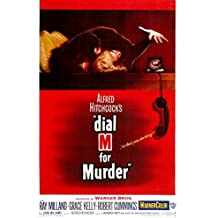 Dial M For Murder POSTER Movie (27 x 40 Inches - 69cm x 102cm) (1954)