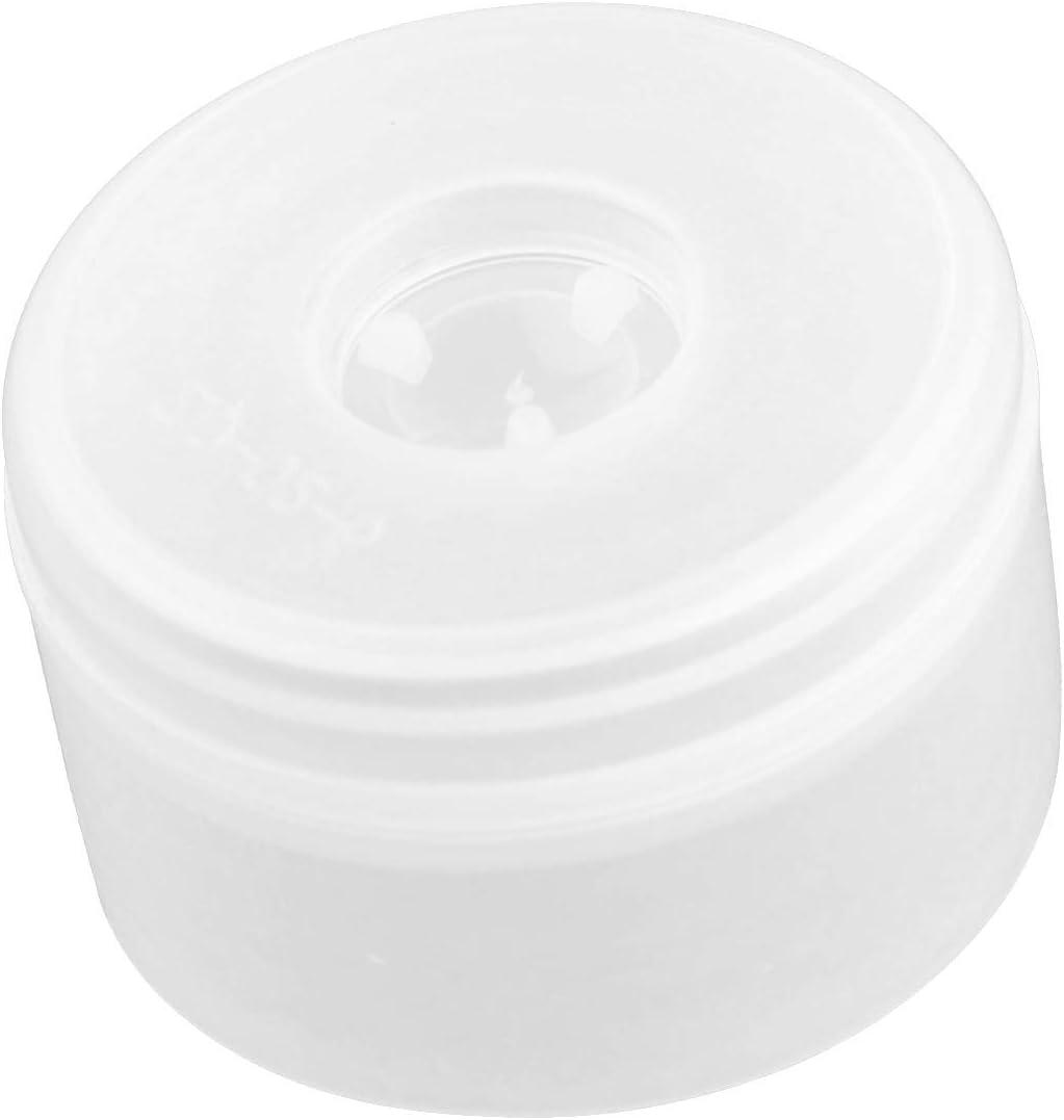 Agoky 5Pcs Wiederverwendbare Deckel Kappe f/ür Wasserspender Tank Wasserflasche Clip On Verschluss f/ür 55mm 3-5 Gallonen Wasserkrug