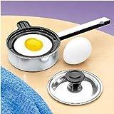 Amazon.com: Norpro Non Stick 4-Egg Poacher: Kitchen & Dining