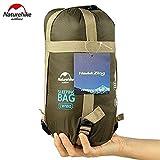 Naturehike NH15S003-D Mini Ultralight Sleeping Bag, Army Green