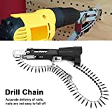 Automatic Screw Nail Gun Adapter Electric Drill