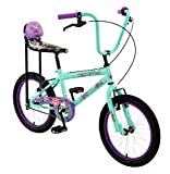 18' Destiny KIDS BIKE - Lo-rider Bicycle TOWNSEND (Girls) in GREEN ages: 6 - 8