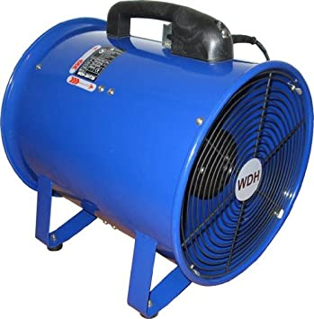 Ventilator Aktobis Axialgebl/äse Windmaschine WDH-SHT28