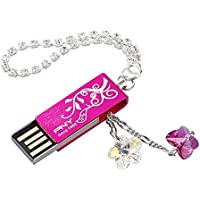 PNY 32GB Lovely Attache SWAROVSKI Crystals 2.0 USB Flash Drive