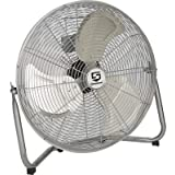 Strongway High Velocity Floor Fan - 4725 CFM, 20in.