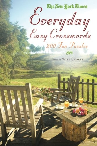 The New York Times Everyday Easy Crosswords: 200 Fun Puzzles (New Puzzle York Electronic)
