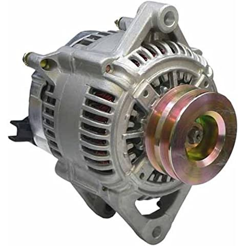 DB Electrical AND0006 New Alternator For 3.9L 3.9, 5.2L 5.2 Dodge Truck, Van, Dakota Pickup Ramcharger 90 91 1990 1991 334-1846 334-1957 334-1959 334-1960 334-1962 334-1967 BAL6510X - Dodge Ramcharger Truck