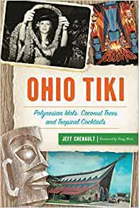 "Tiki Poster 11/"" x 17/"" Love in the South Seas Book Cover Art Hula Girls Kon Tiki"