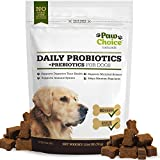 Probiotics for Dogs with Prebiotics - Daily Chews Review and Comparison