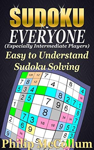 Sudoku Everyone Easy Understand Solving ebook